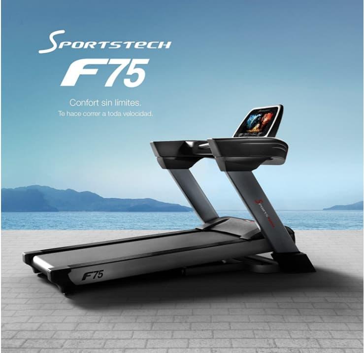Cinta de Correr Sportstech F75